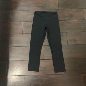 lululemon size 4 black leggings